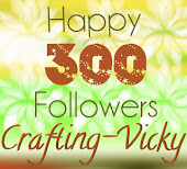 Vicki&#39;s 300 follower candy ends 1st may