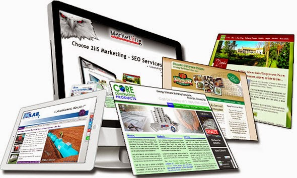 Seo Services Vancouver from 2iiS Marketiing, Semantic Search Optimized Website Designers