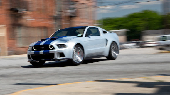 Shelby Mustang Need for Speed Movie 0l