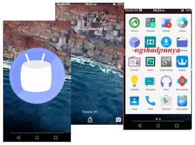 Custom ROM Mystic OS untuk Redmi Note 3G