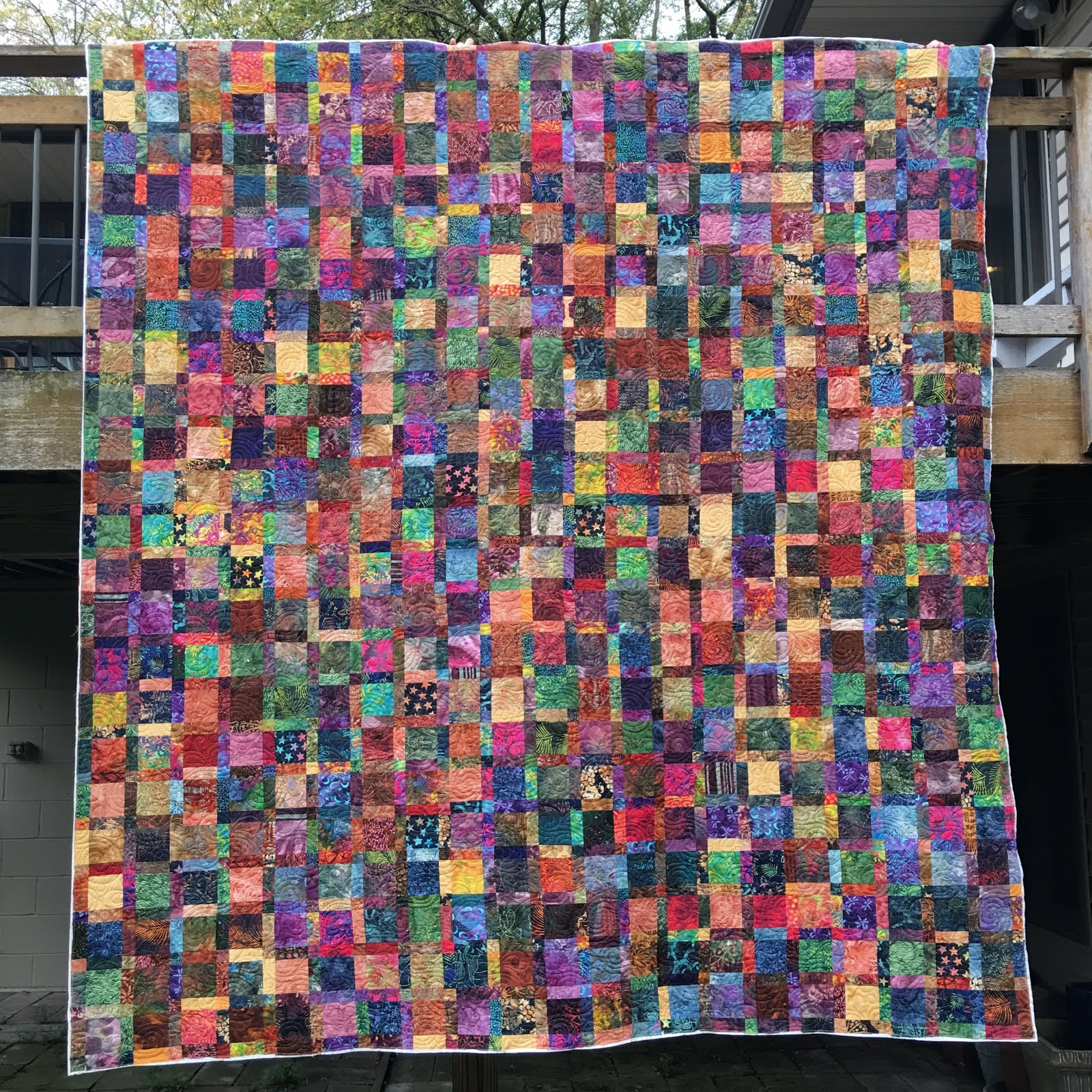 square photo royalty amish in quilt free pattern a stock colorful