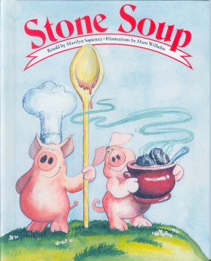 Puddle Wonderful Learning: Meal-Time Activities: Stone Soup