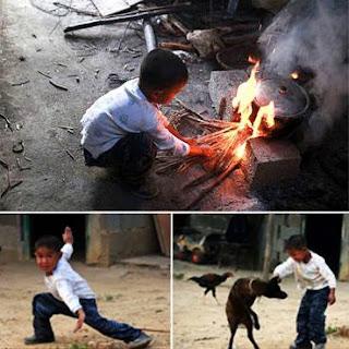 Anak usia 6 tahun hidup sendiri....!!!| http://poerwalaksana.blogspot.com/