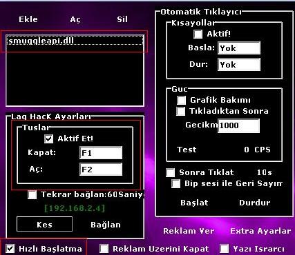 Wolfteam lag Oyun hile Botu 2012 Yeni indir – Download