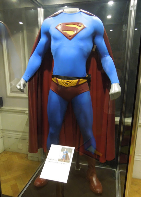 Superman Returns Brand Routh suit