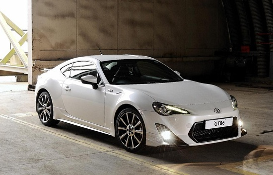 2013 Toyota GT86 TRD