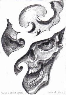 Sur une jambe bousillé c'est possible? (Ft Drew) Tattoo+Drawings-771800