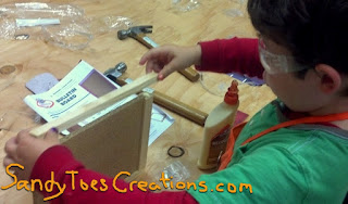 Sandy Toes Creations- A Different Education