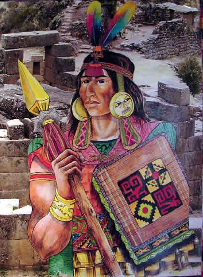 Los gobernantes del imperio incaico puro tip for Hermanos roca biografia