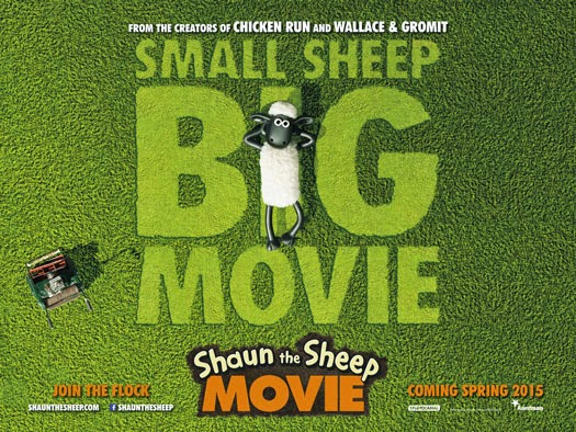 Shaun the Sheep the Movie Aardman Animation animatedfilmreviews.filminspector.com