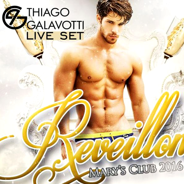 Live Set Reveillon 2016 by Thiago Galavotti