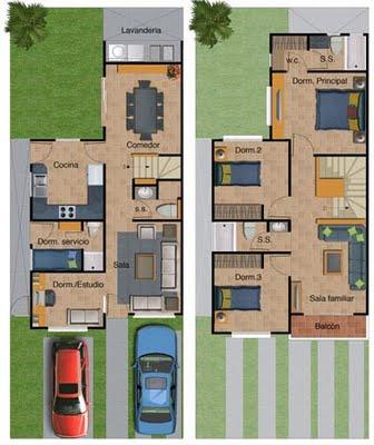 Tercerr quea en la red planos - Hacer plano casa ...