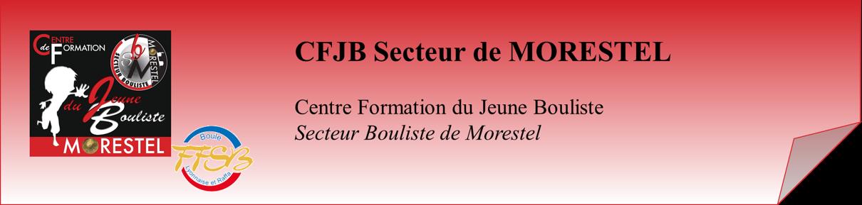CFJB Secteur MORESTEL