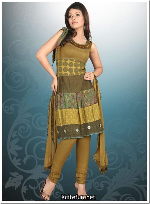 Pakistani Beautiful Dress Collection 2011