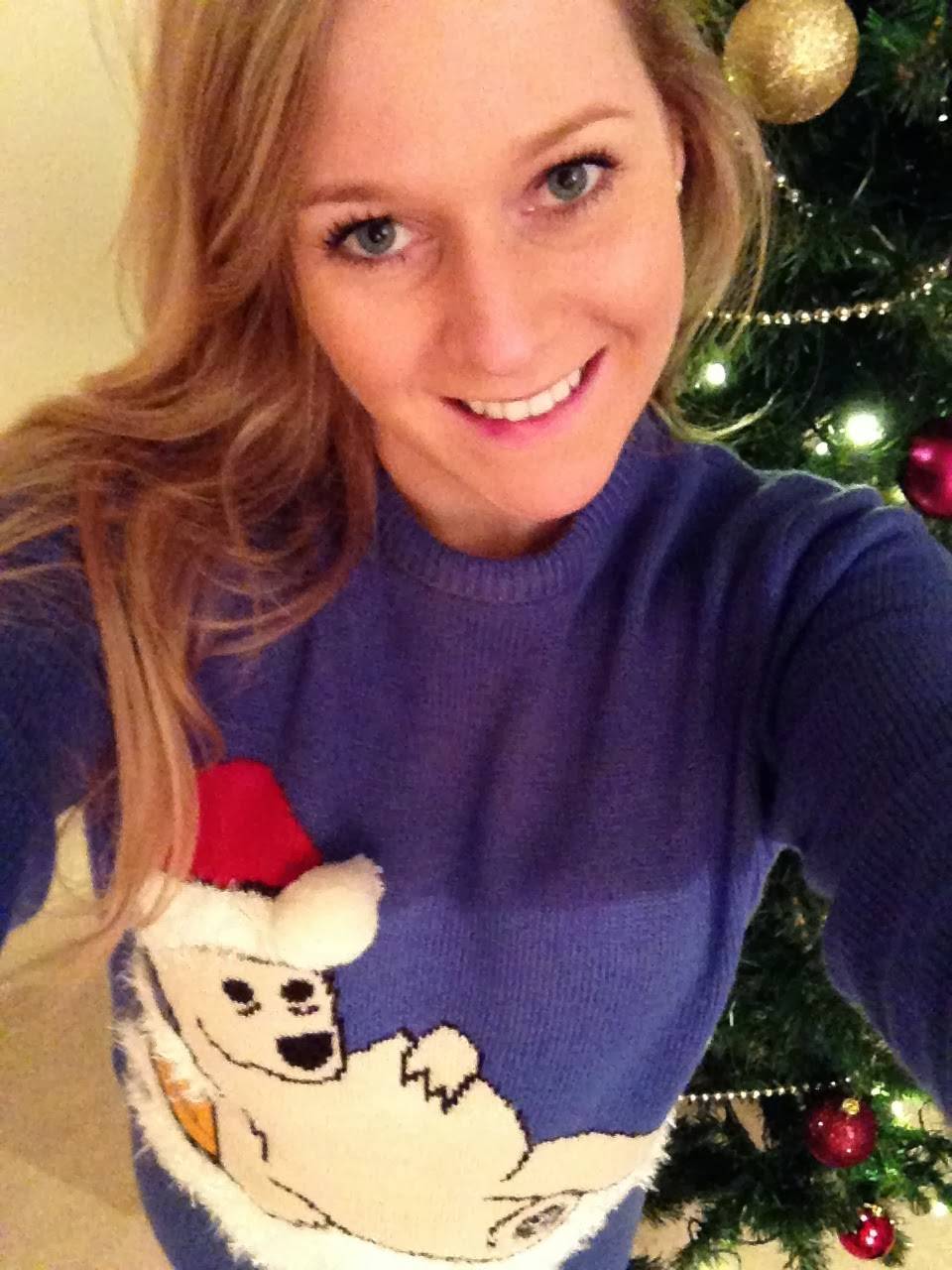Christmas Jumper - Save the Children Seasonal Selfie