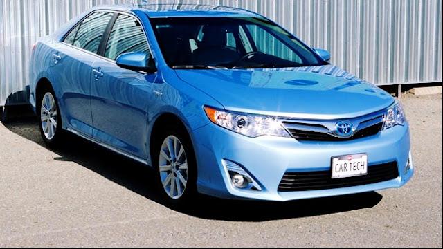 2014 Toyota Camry Hybrid XLE Invoice Price