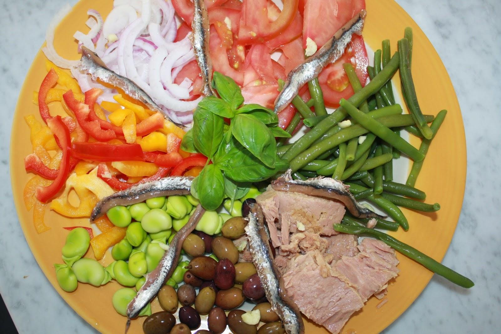 insalata nicoise