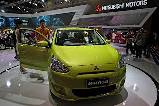 Mitsubishi Mirage 2014