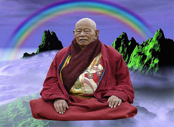 This Is How 160,000 People Physically Turned Into Light Bodies!  Khenpo