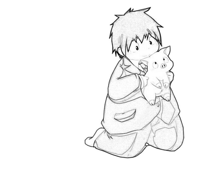 haruyuki-arita-character-coloring-pages