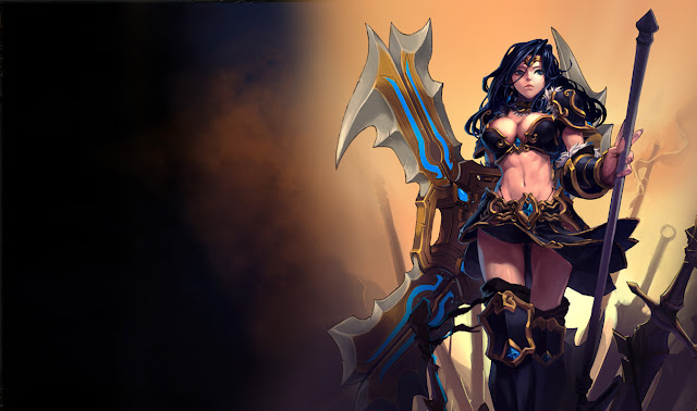 league of legends sivir riot games online mmo