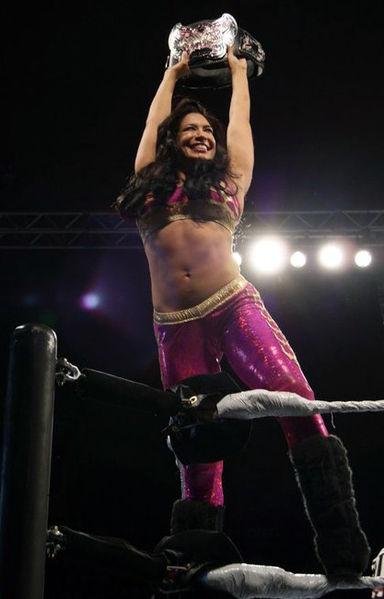 WWE Diva Melina