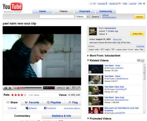 Youtube Terancam Blacklist Dari SOPA