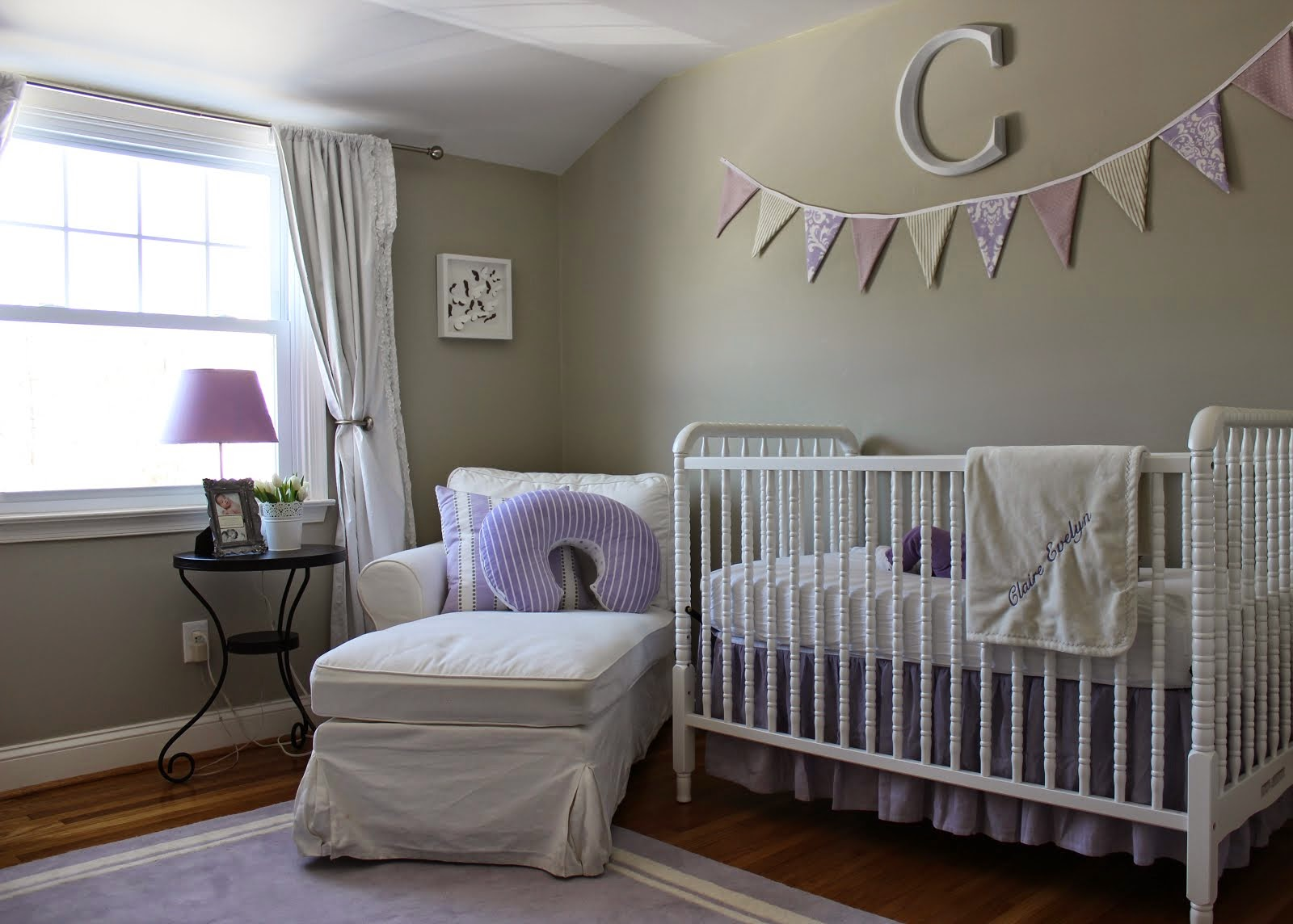 Claire's Nursery Reveal