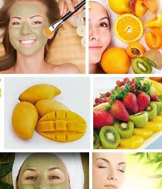 masker buah untuk wajah
