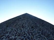 Cara Este Pirámide del Sol Teotihuacan