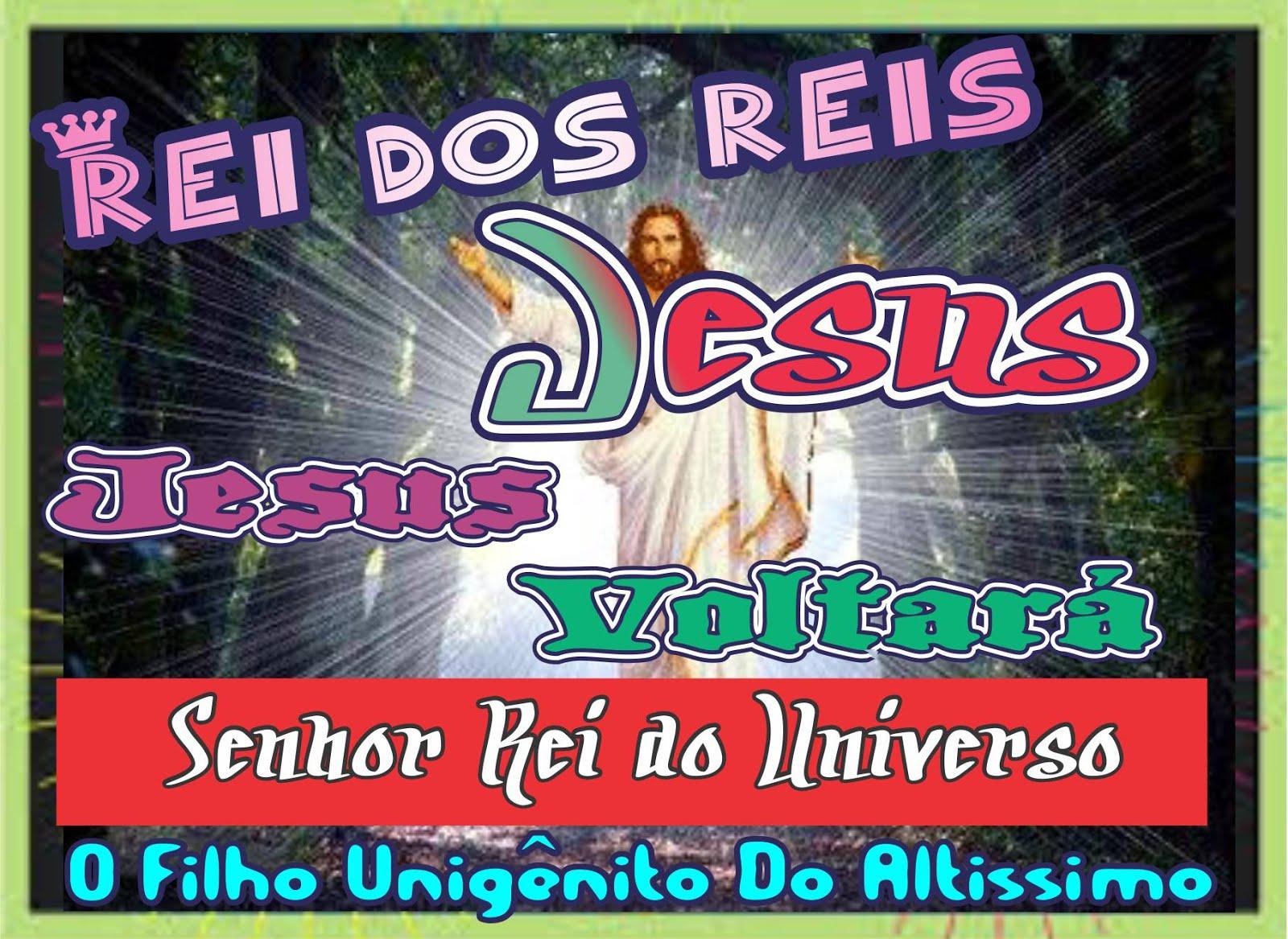 Jesus Cristo O Conciliador do Universo Infinito