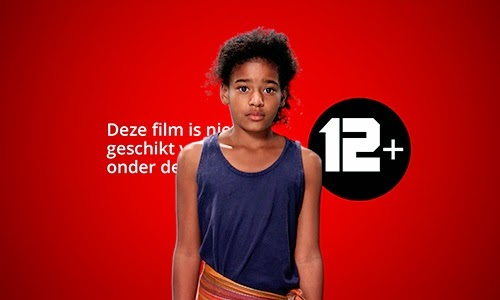 Little girls hijack age warnings during prime time
