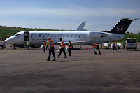 Air Uganda's CRJ200