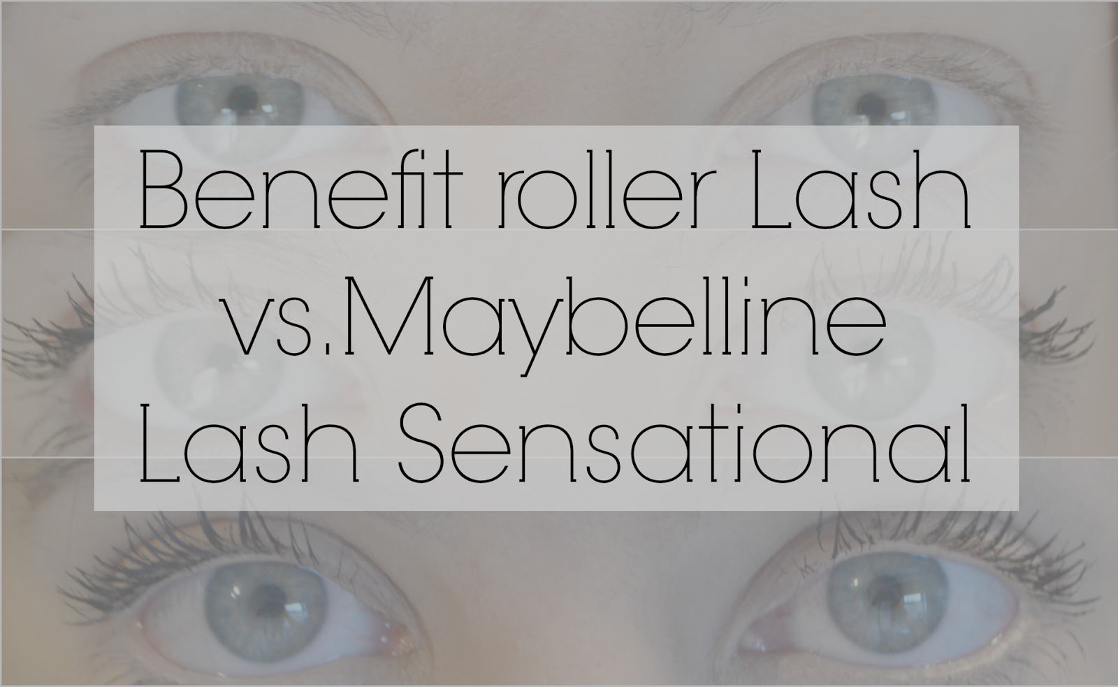 a99b8c68a3a Girl Up North: Is Benefit Roller Lash Mascara Worth the Hype?