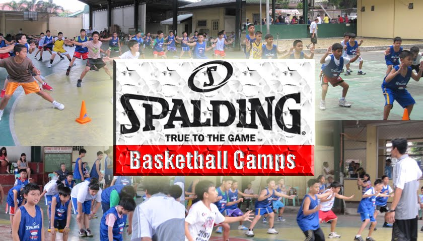 Spalding Basketball Camp