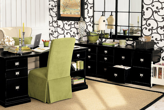 Home Office Design Decorating Ideas: Home Office Design Ideas On A Budget