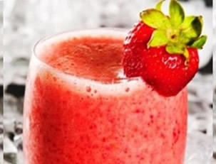 Resep Minuman Punch Kiwi Stroberi Berbagi