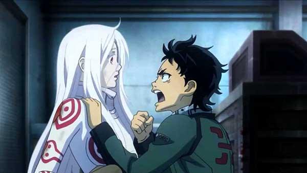 Deadman Wonderland - Anime gore tapi ada romantisnya