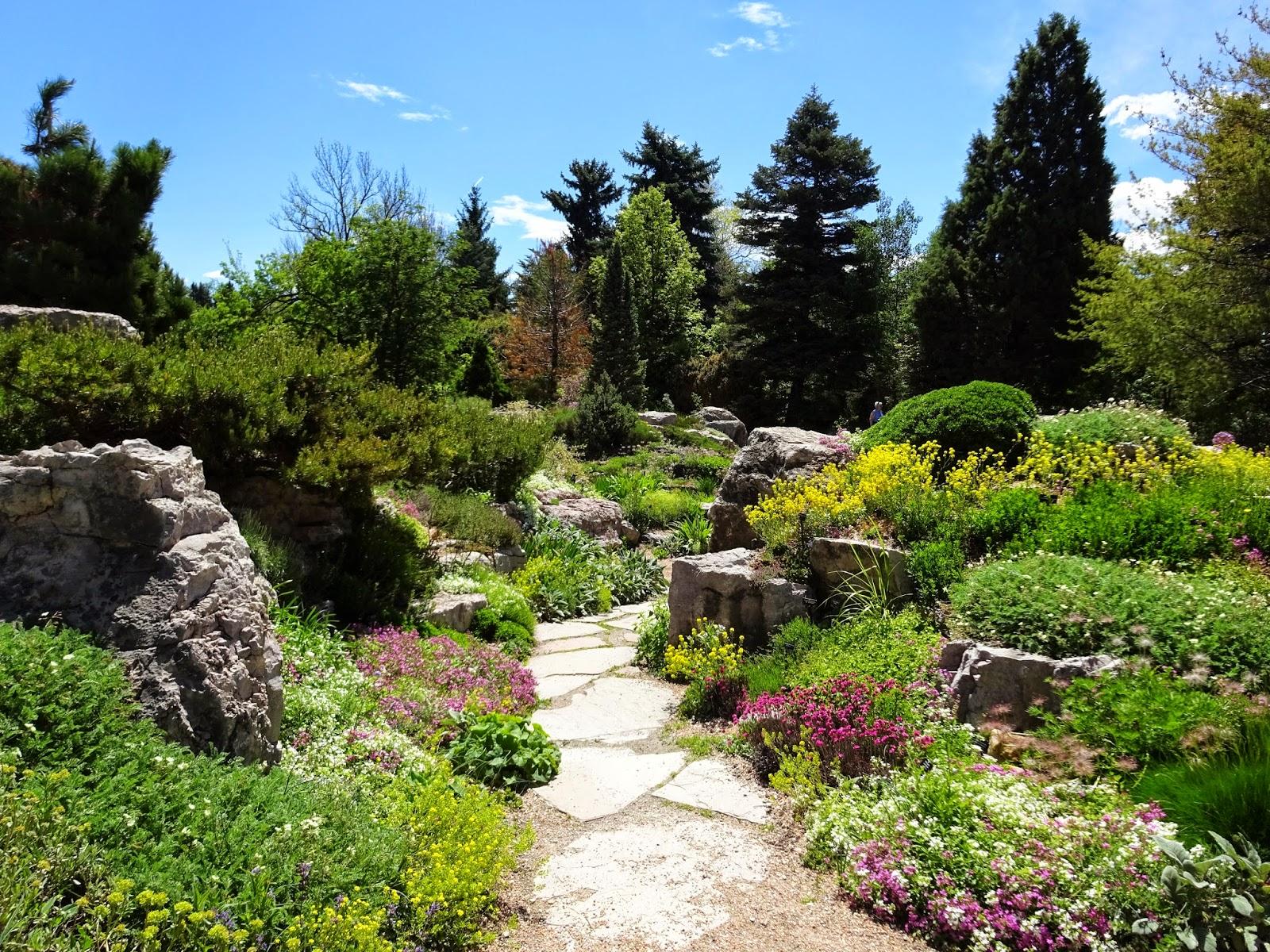 Metamorphosis Road It s Springtime at Denver Botanic Gardens