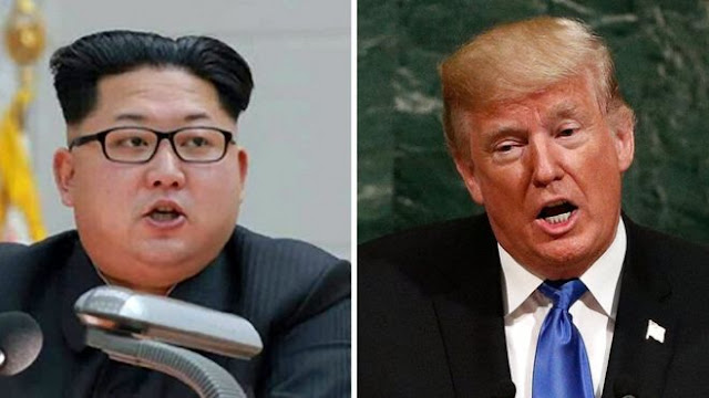 Kim Jong-un and Donald John Trump are not enemies.