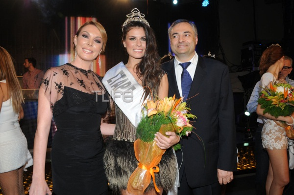 Miss Star Hellas 2012 winners