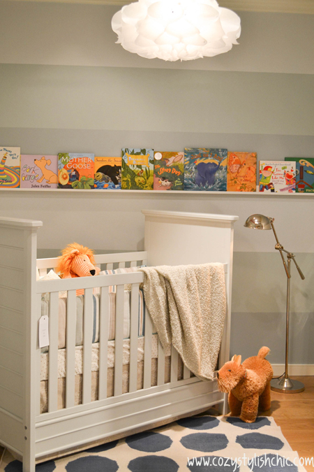 Gender Neutral Baby Nursery By Young America/Stanley Furniture Company