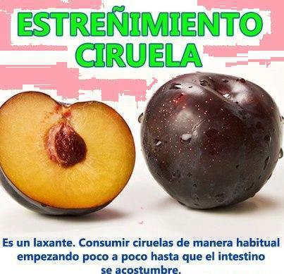 Alimentos y remedios laxantes medicina natural - Frutas diureticas y laxantes ...