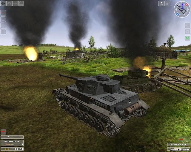 لعبة الدبابات Steel Fury Kharkov 1942
