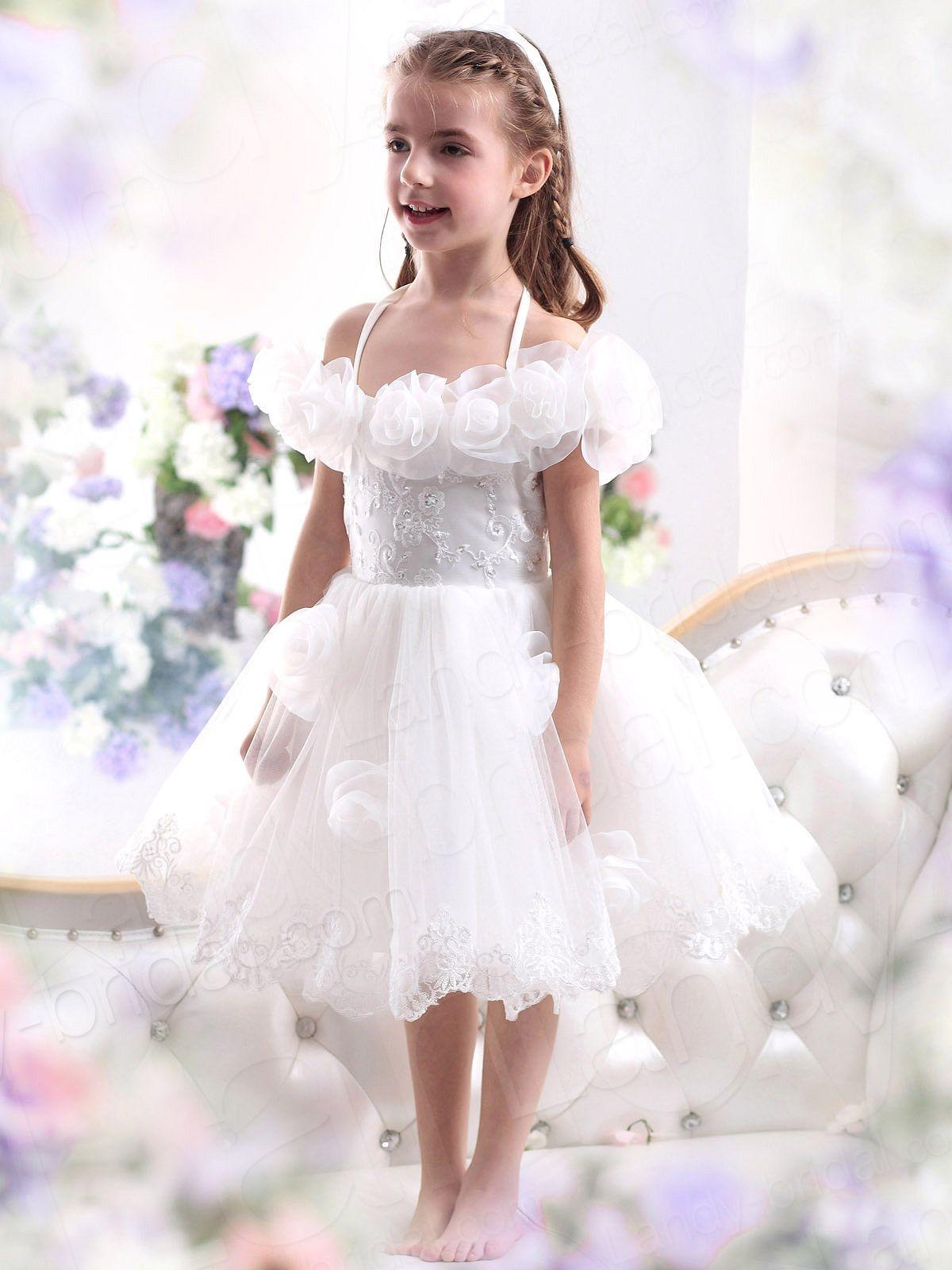 Günstige Hochzeitskleider Online Blog: Blumenmädchenkleider