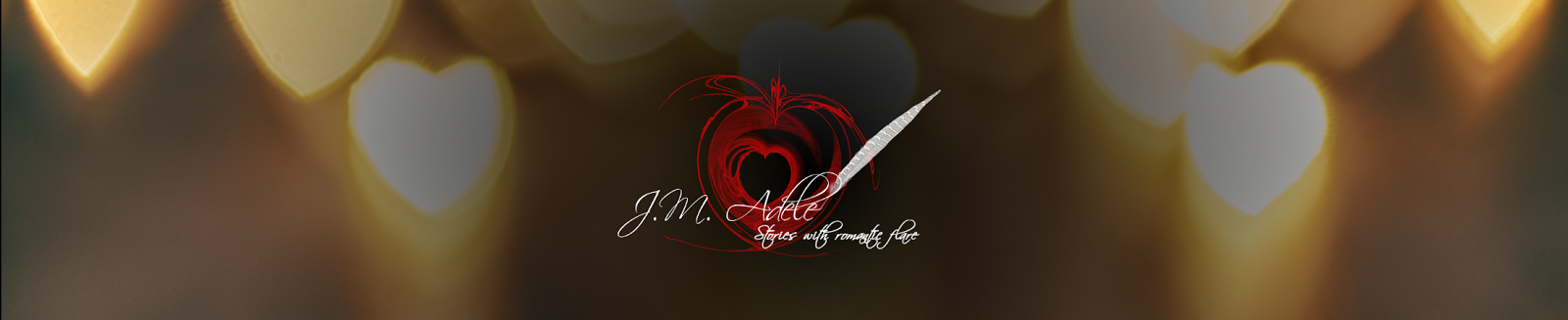 J.M. Adele's Author Page