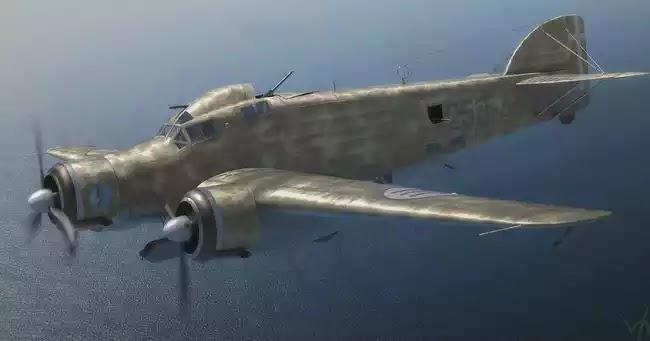 Το Ιταλικό Βομβαρδιστικό  αεροπλάνο Savoia Marchetti S79 Sparviero (1937-1945) Ιστορικό βίντεο