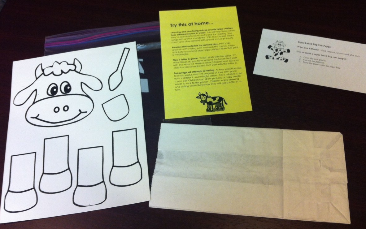 Abby the Librarian: Fall Storytime: Cows