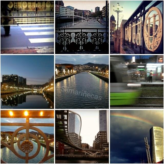 Fotografías de Bilbao de mi Instagram