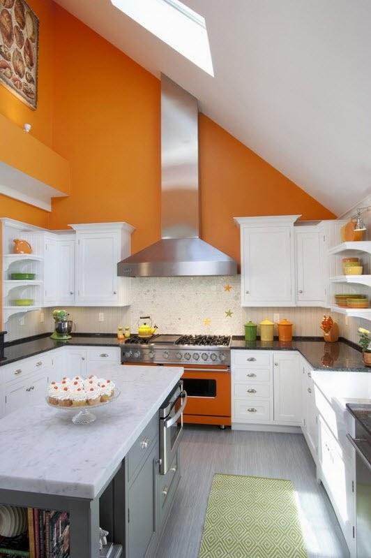 Tips Dekorasi Dinding Dapur Mungil  Majalah Rumah